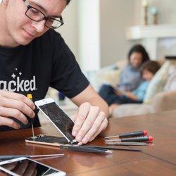iCracked iPhone Repair Oklahoma City