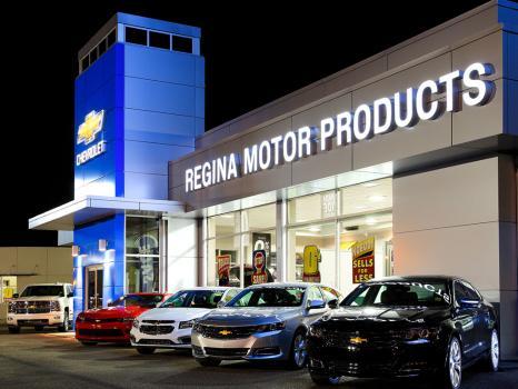 RMP Chevrolet
