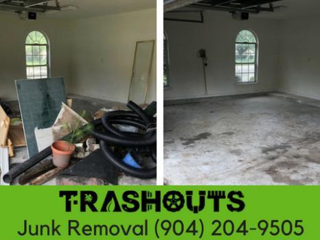 Trashouts Junk Removal